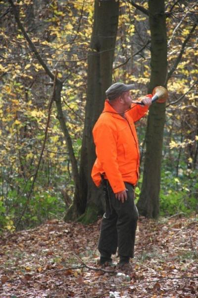 Chasseurs traqueurs scene de chasse Nr 4 2009 V de 14