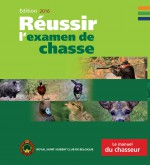 reussir examen chasse 2016 cover recto