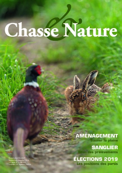 2019 chasse nature mai 2019 cover