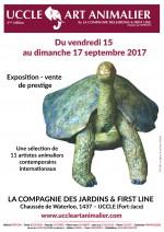 2017 exposition d artistes animaliers et journees des patrimoines chateau de freux 1